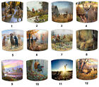 Hunting Scene Lampshades, Ideal To Match Hunting Scene Wallpaper Borders.
