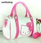 Hello Kitty Bag with Shoulder Strap Purse high quality 2 colors-FREE SHIPPING