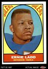 1967 Topps #58 Ernie Ladd Oilers EX $24.0 USD on eBay