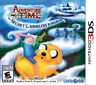 Adventure Time: The Secret of the Nameless Kingdom 3DS New Nintendo 3DS, nintend