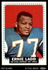 1964 Topps #163 Ernie Ladd Chargers EX $6.5 USD on eBay