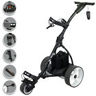 Ben Sayers Remote Control Electric Golf Trolley Cart Lightweight FREE GIFTS