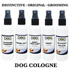 100ml Professional Dog Spray Cologne - Grooming Spray - Deodorant Pet Perfume