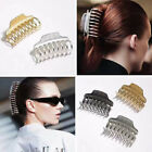 Fashion Womens Ladies  Hair Claws Clamp Clips Metal Hairpin Hair Accessories HOT