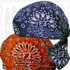 Sweatband Head Doo Skull Biker Wrap Deal Hat Do Paisley Garden Bandana Du Rag