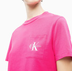 Calvin Klein Women's Short Sleeve Crew Neck Organic Cotton Cropped T-Shirts <br/> **1st Class Postage**Price reduced***