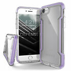 Defense Clear for iPhone 8 & 8 Plus - Purple