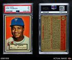 1952 Topps #3 Hank Thompson Giants PSA 5 - EX