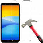 Tempered Glass Screen Protector For Huawei Honor 4A 5C 6X 7A 7X 8C 8X 9 Plus V10