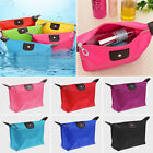 Waterproof Cosmetic Makeup Bag Travel Toiletry Organizer Beauty Pencil Box Case