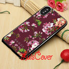 HOT PINK BLOOMS iPhone X XR XS MAX !19GUCCY14FENDI31MK13 Samsung S9 S10 Case