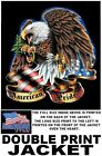 UNITED STATES AMERICA VETERAN AMERICAN PRIDE EAGLE FLAG PATRIOTIC USA JACKET 610