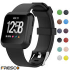 Silicone Sport Strap Band Strap Replacement For Fitbit Versa/ Versa Lite 2019