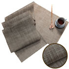 Eco-friendly Japanese Dining Knitted Pad Home Heat Insulation Napkin Placemat