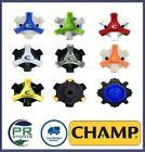 New Champ Golf Shoe Spikes Selection Fast Twist TriLok or QLok All Colours