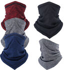 2Pack Thin Summer Face Mask Bandana Sun Dust Protection Neck Gaiter for Fishing