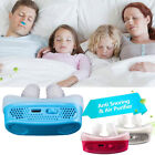 Electric Mini CPAP Anti Snoring Device for Sleep Apnea Stop Snore Aid Stopper $5.69 USD on eBay