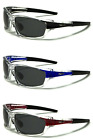 Polarized X-Loop Sunglasses Wrap Around Driving Fishing Golfing Full UV400