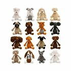 Dog Puppy Collection Handmade Amigurumi Stuffed Toy Crochet Doll VAC