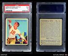 1935 National Chicle #23 Beattie Feathers  Bears PSA 5 - EX