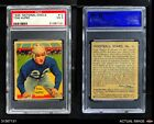 1935 National Chicle #12 Tom Hupke  Lions PSA 3 - VGFootball Cards - 215