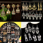 Women Bollywood Earrings Multi-style Tassel Dangle Ethnic Jhumka Jhumki Earrings
