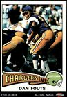 1975 Topps #367 Dan Fouts Chargers EX $16.0 USD on eBay