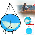 """1x 42""""Foldable Downwind Wind Sail Sup Paddle Board Popup For Kayak Boat Sailboat"""