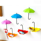 3 Pcs/Set Strong Adhesive Hooks for Bathroom Creative Northern Europe Wall Stick