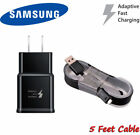 Samsung Galaxy S6 S7 S7 Edge Note 4 Note 5 Fast Charging Wall Charger with Cable