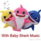 Kyпить Baby shark singing plush toy animal with baby shark song and LED light на еВаy.соm