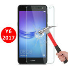 Ultra Thin Tempered Glass For Huawei Y3 2017 Y5 Y6 Y7 2018 Screen Protector Film
