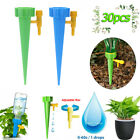 30pcs Automatic Water Drip Irrigation Control System Plant Watering Spike Device