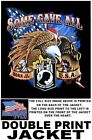 POW MIA HEROS THANK ALL VETERANS AMERICAN EAGLE PRIDE FLAG PATRIOTIC JACKET W536