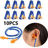 More images of Soft Silicone Waterproof Reusable Protect Hearing Anti-Noise Earplug With Cord