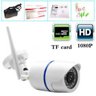 1080P 720P Wifi Indoor Outdoor Bullet P2P Security Waterproof Smart audio camera