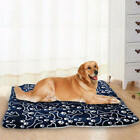 Pet Washable Home Blanket Large Dog Bed Cushion Mattress Kennel Soft Cra KBN
