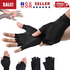 Внешний вид - 1Pair Copper Fit Arthritis Compression Gloves Hand Support Joint Pain Relief USA