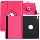 360 Rotating Stand Flip Leather Case Protective Cover For iPad Pro 9.7 10.5 12.9