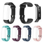 Replacement Sports Soft Silicone Watch Band Wrist Strap for ID115U HR Sanwood