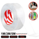 Nano Transparent No Trace Acrylic Waterproof Double Sided Adhesive Tape Code