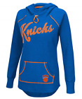 GIII for Her NBA New York Knicks Women's Base Camp Adventure Hoody Large Hoodie on eBay