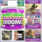 Hemp Extract Cream for Pain Relief ,Sore Muscles & Joint Pain-6000Mg Made in USA $28.99 USD on eBay