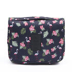 US Travel Makeup Cosmetic Bag Toiletry Wash Case Organizer Storage Hanging Pouch