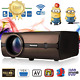 Android 6.0 LCD 1G+8G BT 4.0 1080P Projector Wireless USB VGA SD HDMI TOP