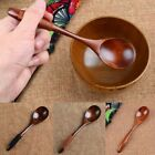 1Pcs Lot Wooden Spoon Bamboo Kitchen Cooking Utensil Tool Soup Teaspoon Catering