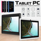 7 Inch 8GB Tablet PC Android 4.4 Quad-Core HD Dual Camera for Student Business