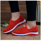 Внешний вид - Women's Breathable Mesh Sports Casual Shoes Running Walking Sneakers Flat Shoes