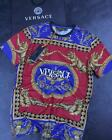 "VERSACE MEN""S NINETEEN  MODELS COTTON SHORT SLEEVE"