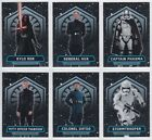 2016 Topps Star Wars The Force Awakens Chrome Power of the First Order You Pick $1.5 USD on eBay